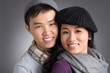 Young Vietnamese couple