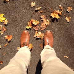Herbstmode Business