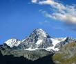Mount Grossglockner, Hohe Tauern, Austrian Alps, Austria