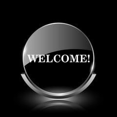 Welcome icon