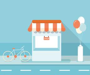 Shop concept