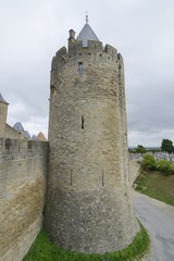 Tower, Carcassonne - France