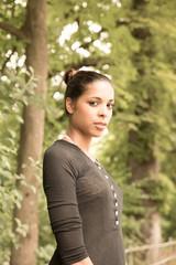 Portrait im Park