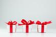 Leinwandbild Motiv Gift boxes
