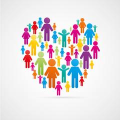 réseau social- communauté