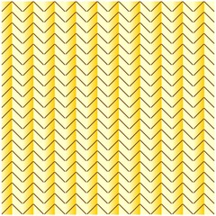 Elegant yellow and brown pattern