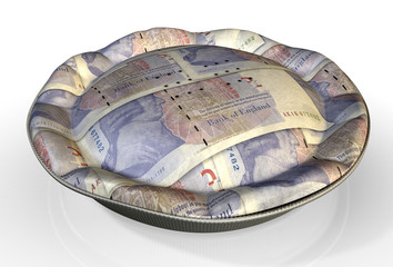 Money Pie British Pound