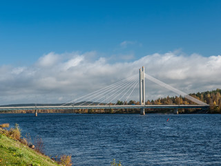 Bridge in Rovaniemi