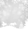 Winter Schnee Rentier