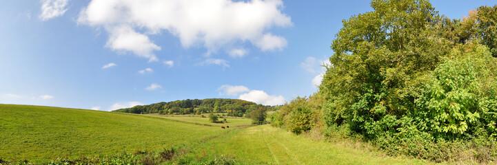 Landschaft Thüringer Rhön