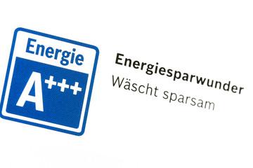 Energiesparwunder