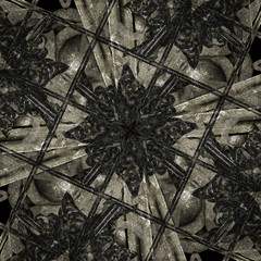 Gray Tones Decorative Background