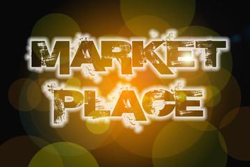 Marketplace Concept