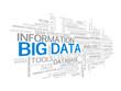 """BIG DATA"" Tag Cloud (information technology storage server)"
