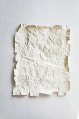 the crumpled paper 2