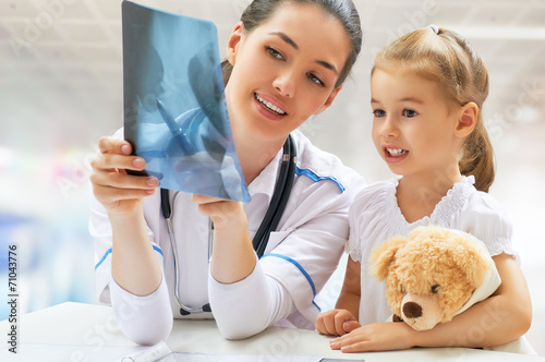 pediatrician Plakat