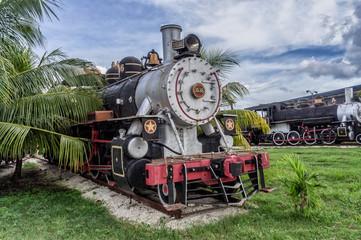 Tourist sugar train, Santa Clara, Cuba