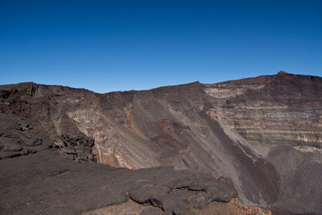 Vulkankrater - Reunion - Piton de la Fournaise