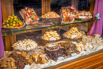 Confectionery Display