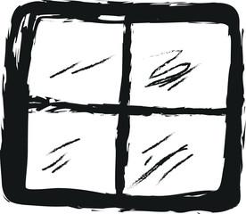 doodle window