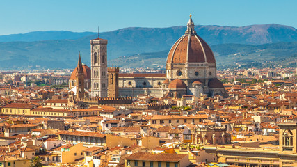 Historic City Centre of Florence