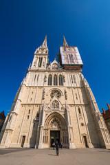 クロアチア ザグレブ大聖堂 Zagreb Cathedral