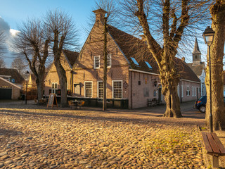 Village view Bourtange