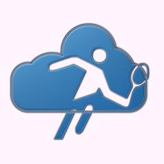 Cloud tennis