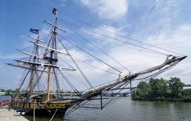 U.S. Brig Niagara Tall Ship