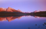 Maligne Lake, Jasper National Park, Alberta, Canada poster