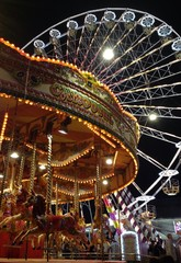 carousel at carnival