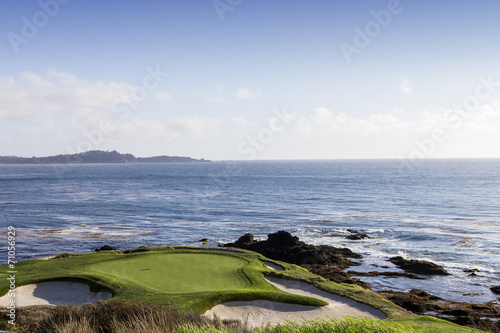 Pebble Beach golf course, Monterey, California, USA - 71056929