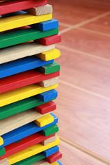 Color Wood Block