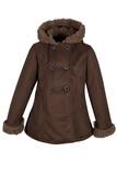 Fototapety Baby leather coat.