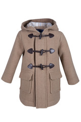Children's warm coat.