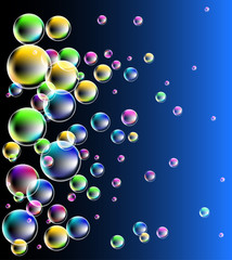 Spectacular bubbles