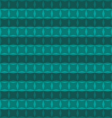 pattern geometric green color