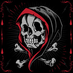 The Reaper and Bone Cross