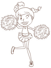 Cheerleader