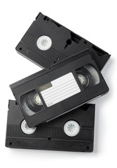 VHS Cassetes