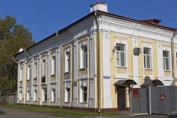 Здание военной комендатуры города Вологды, Россия