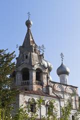Церковь Иоанна Златоуста в Вологде, Россия