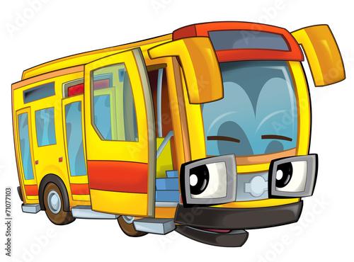gamesageddon image with school bus topic 1 lizenzfreie. Black Bedroom Furniture Sets. Home Design Ideas