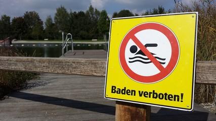 instant baden verboten I