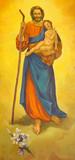 Padua - st. Joseph paint in church San Benedetto vecchio
