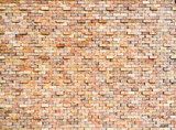 Yellow brickwall texture for background