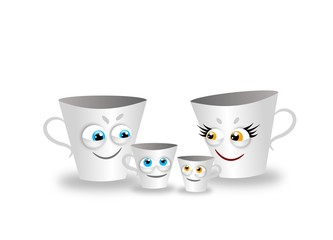 Cups family