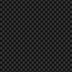 Black vertical carbon fiber seamless pattern design