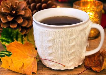 Heißgetränk - Tee - Herbst