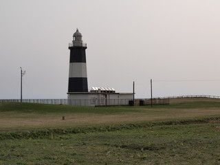 能取岬の灯台